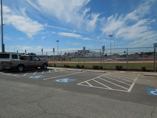 Pea Ridge High School Football Stadium