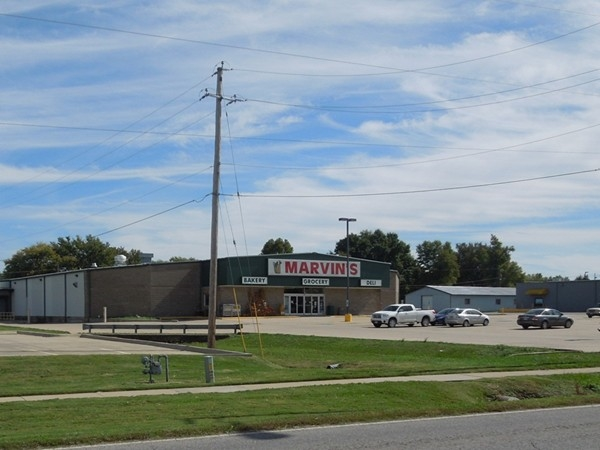 Marvin's Grocery Store, Pea Ridge