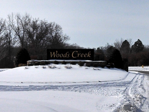 Woods Creek amenities includes playground, swimming pool, many new construction homes