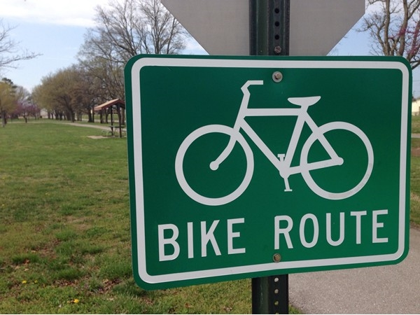 Check out the town's miles on miles of bike trails at www.bikebentonville.com