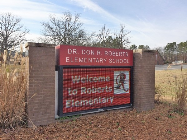 Don Roberts Elementary is one of Little Rock's premier elementary schools