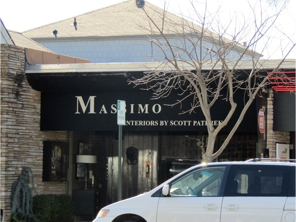Massimo Interiors Features Some Beautiful High End Furniture Little Rock Ar