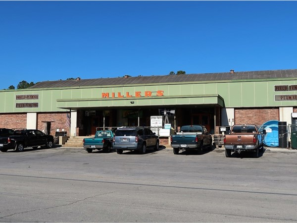Miller Hardware Saw Shop provides both residential and commercial needs since 1931