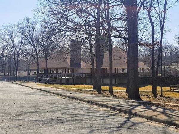 OPOA pavilion