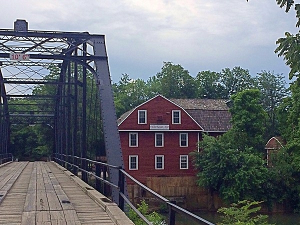 War Eagle Mill is a fun attraction on Beaver Lake. Craft fairs are held here each spring and fall