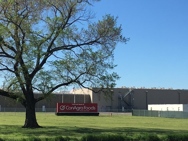 ConAgra Foods employs many in the area