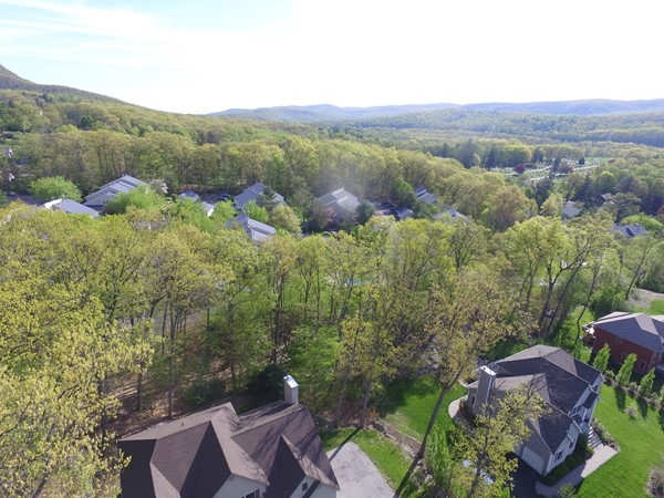 Overlooking Woodbury Heights in Highland Mills