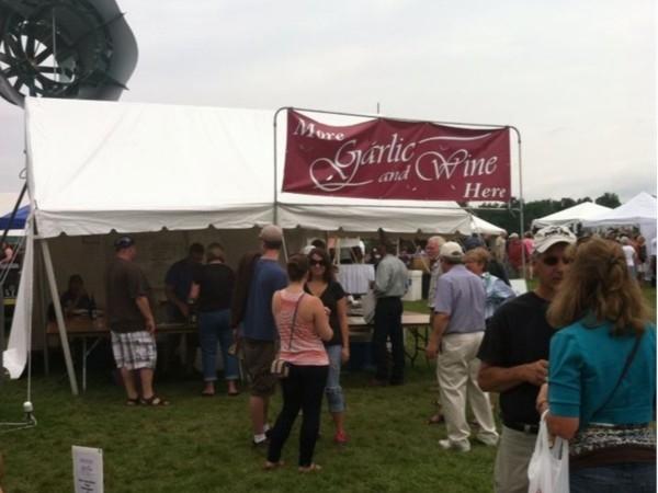 Wine and Garlic Festival