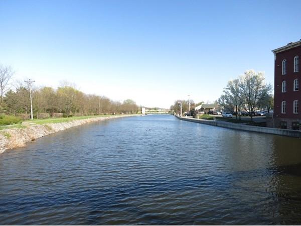 Village of Brockport Canal