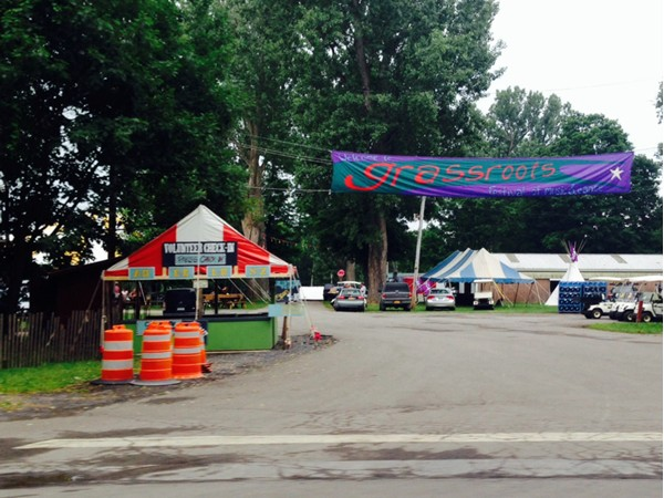 Trumansburg is gearing up for the annual grassroots festival at Trumansburg Fair Grounds!