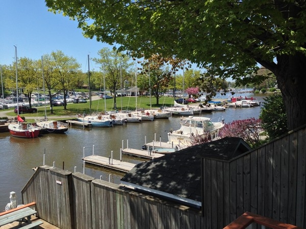 Wilson Harbor on Memorial weekend - Pleasant weather and pleasing sights