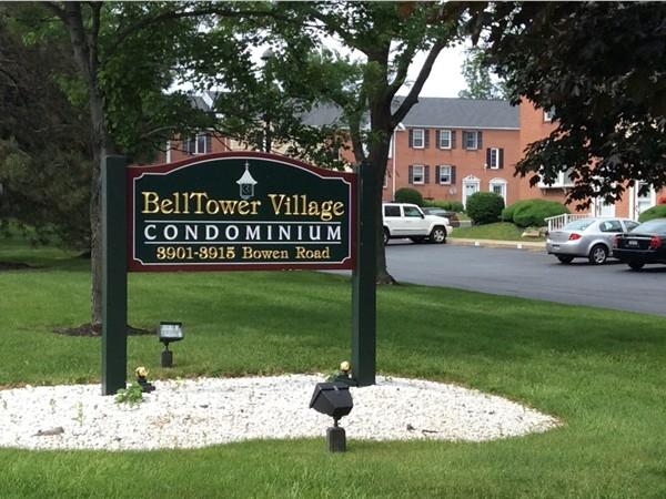 Belltower Village Condominium, 3901-3915 Bowen Rd. Lancaster NY