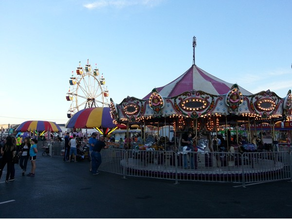 Spencerport Fireman's Carnival. This event each year draws thousands in early-to-mid June