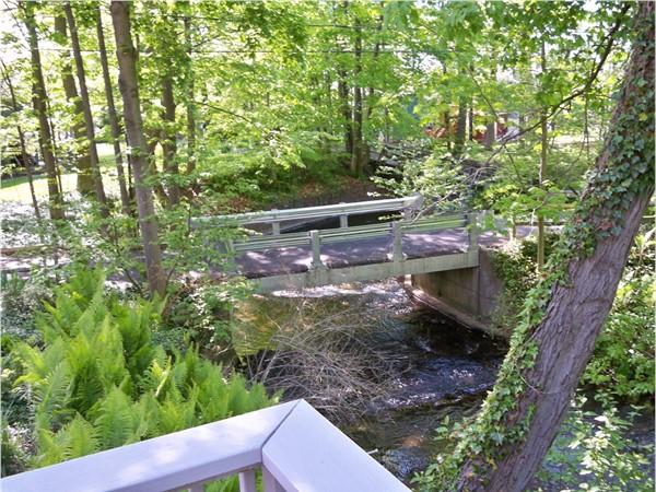Bridge over Ship Builders Creek in Webster