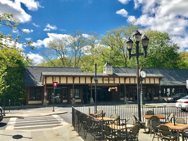 Historic Scarsdale Train Station