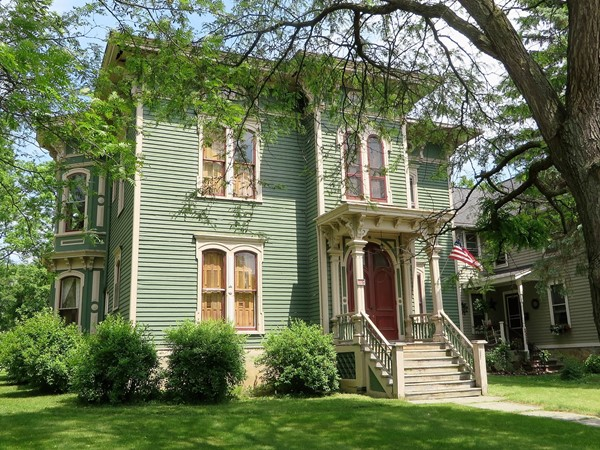 Well maintained historic home in Canandaigua