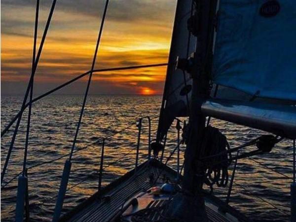 Sail away from Montauk, NY