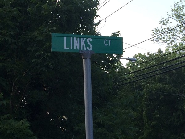 Welcome to the Links in Monroe- Luxury homes directly across from Mansion Ridge
