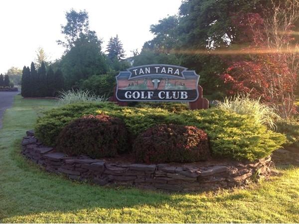 Tan Tara Golf Club on Tonawanda Creek Road along the Canal waterfront in Pendleton