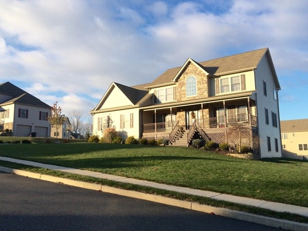 New construction in Prestwick Gardens- Phase two begins in 2015