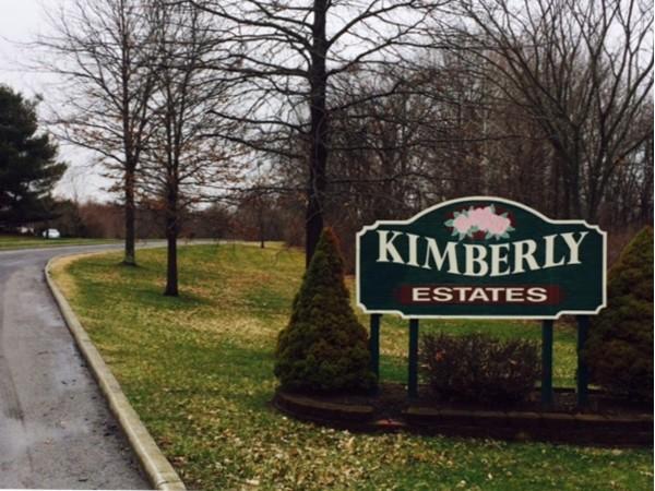 Beautiful Kimberly Estates
