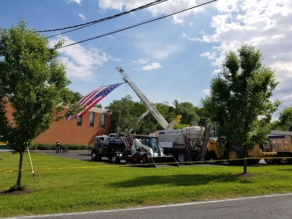 Touch A Truck event at the Cornwall Firehouse on June 10, 2017