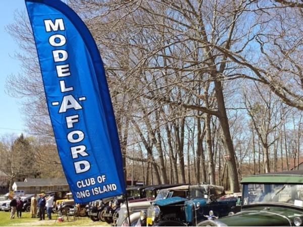Model A Ford Club of Long Island at Lake Ronkonkoma Park