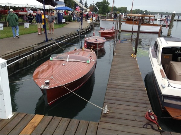 Great Antique boat show