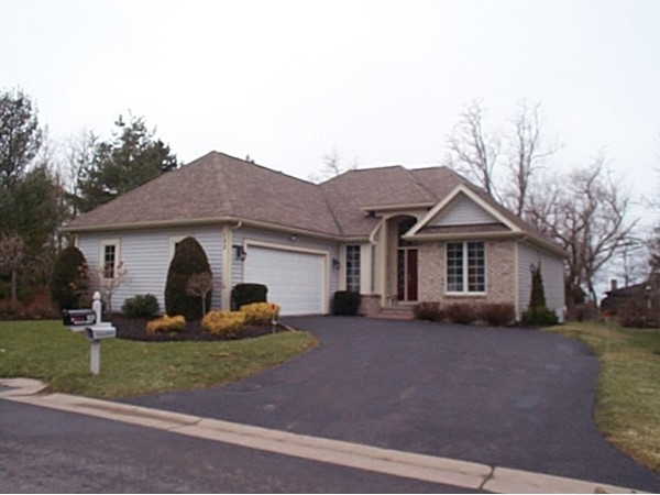 Townhome at Hedges on the Lake in Webster