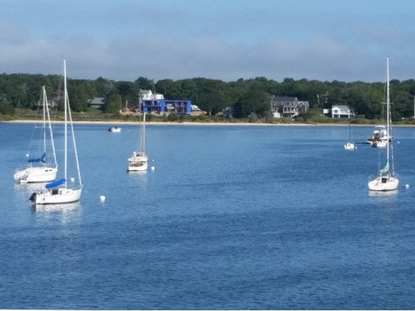 Early fall in Sag Harbor, but still beautiful