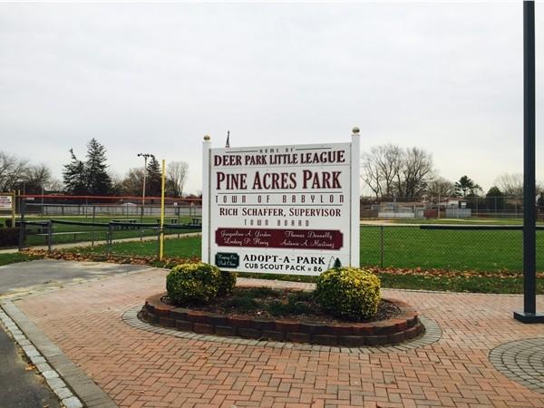 Town of Babylon, Pine Acres Park