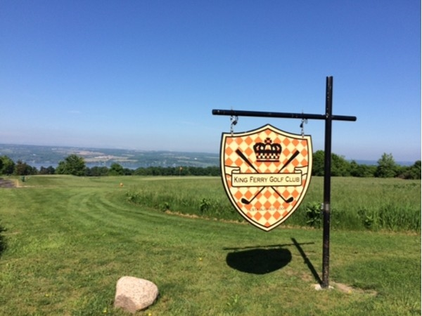 King Ferry Golf Club- Scottish Style 9 hole golf course over looking Cayuga Lake
