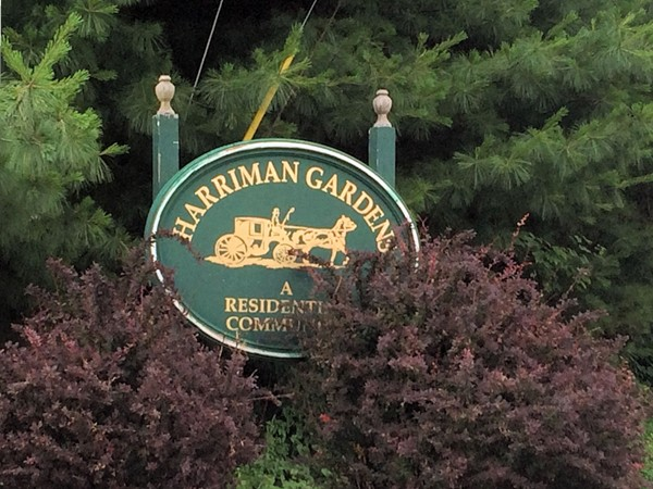 Welcome to Harriman Gardens