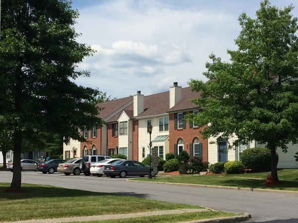 Typical condos in Brookshire