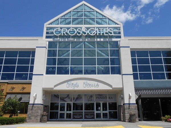 Plenty of shopping and great restaurants at Crossgates Mall!