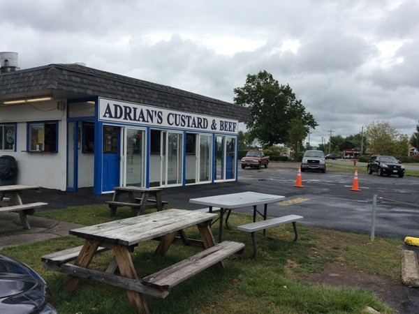 A summertime favorite, Adrian's Custard and Beef. The best beef on wheat on Grand Island!