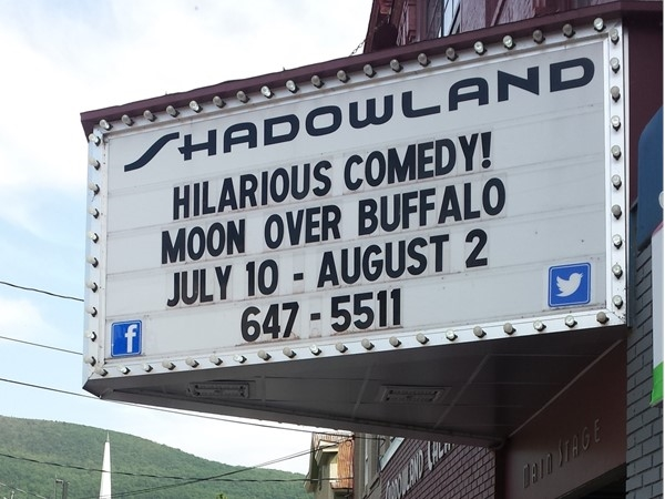 Shadowland Theater in Ellenville is live and is a great way to spend time together