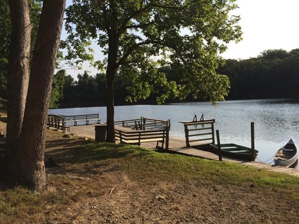 Lake Sapphire, Monroe