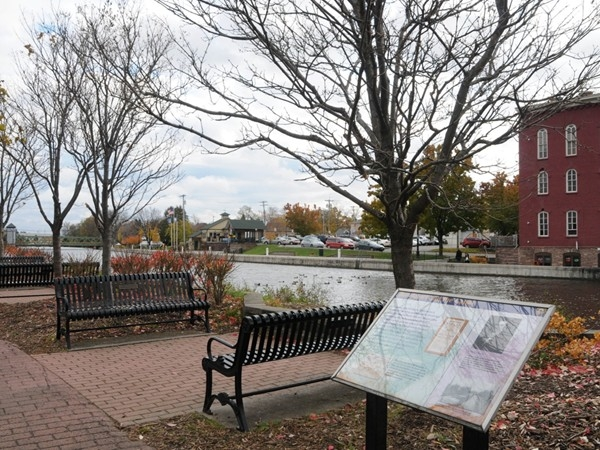 """Brockport's nickname is """"The Victorian Village on the Erie Canal."""""""