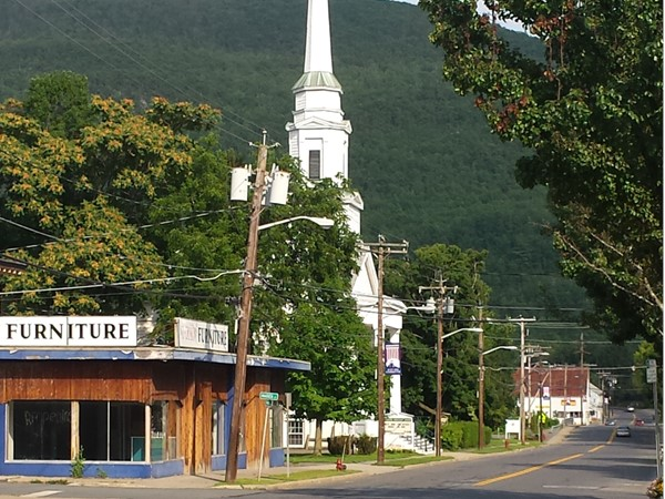 Downtown Ellenville is quaint and easy to find things to do