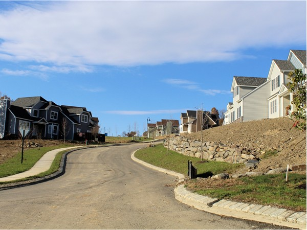 New homes in Woodbury Junction