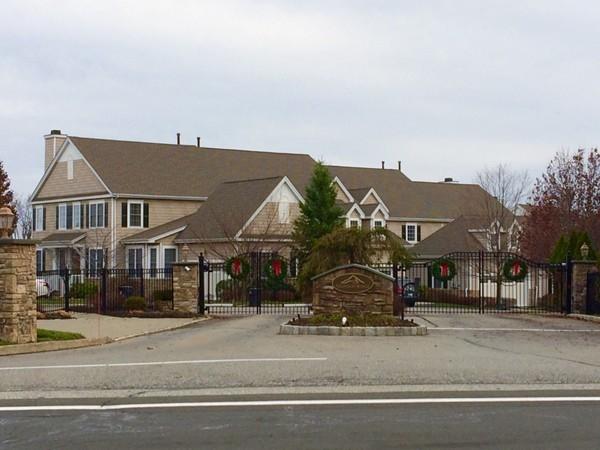 Gated community - Mansion Ridge