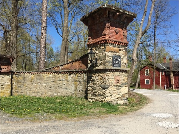Historic Stone Gate Organic Farm in the heart of Balmville