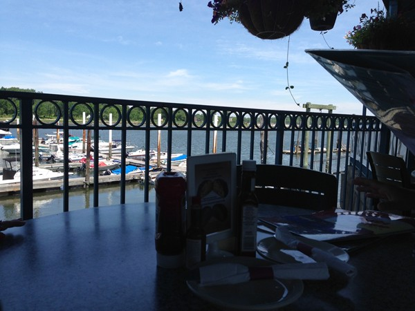 You'll enjoy the view while dining on fresh seafood at the Lobster House. Great local place to eat!