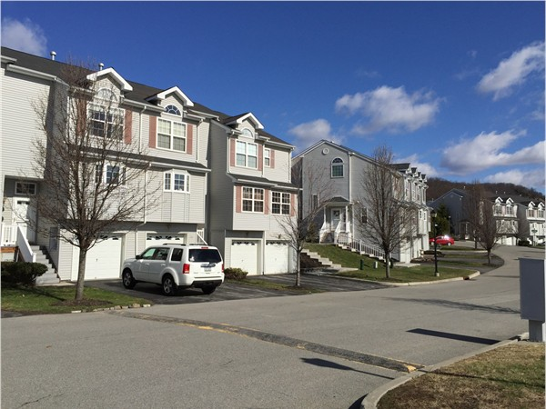 A nice mix of two and three bedroom townhouses