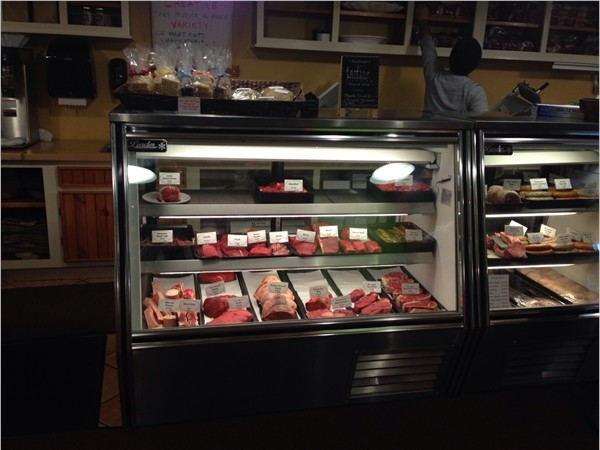 Our very own local butcher! Next to the Manlius library in Manliu, Sidehill Farms is worth a visit