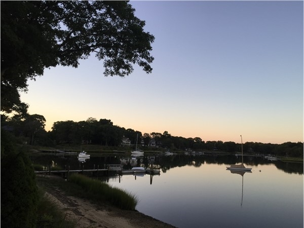 Picture perfect view of Shelter Island
