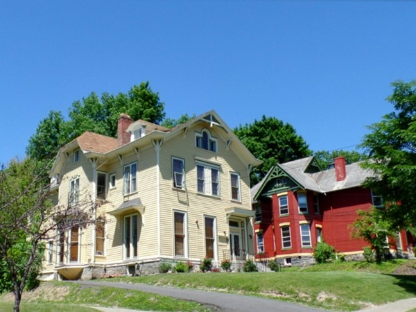 Wonderful architecture in Belle Sherman