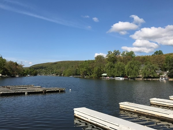 Near Emerald Point on Greenwood Lake