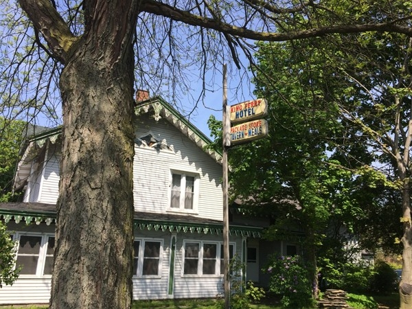 King Ferry Hotel - Rooms available, Package Store (Beer, Wine and Liquor can be sold)